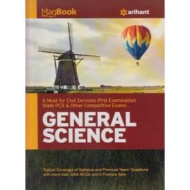 Arihant Publication PVT LTD [Magbook General Science (English) Paperback] by Sanubia, Saleha Parvez, Atique Hassan