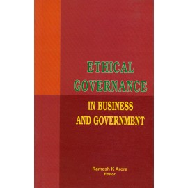 Aalekh Publishers [Ethical Governance in Business and Government (English) Paperback] by Ramesh K Arora
