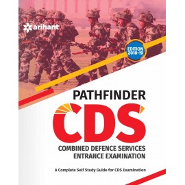 Arihant Publication - Pathfinder CDS Examination Conducted by UPSC (English, Paperback) by Arihant Experts