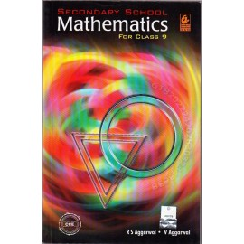 Bharati Bhawan Publication [Secondary School Mathematics for Class 9 (English), Paperback] by R. S. Aggarwal & Veena Aggarwal