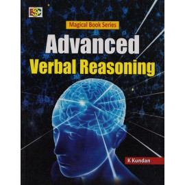 BSC Publication [Advanced Verbal Reasoning (English), Paperback] by K. Kundan