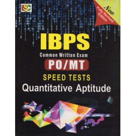 BSC Publication [IBPS PO/MT Speed Tests Quantitative Aptitude (English), Paperback] by K. Kundan