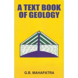 CBS Publishers & Distributors PVT LTD [Text Book of Geology (English), Paperback] by G.B. Mahapatra