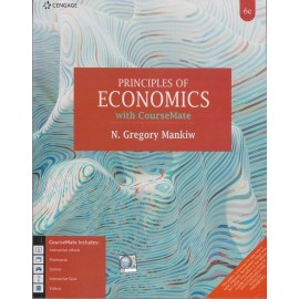 Cengage Learning [Principles of ECONOMICS with CourseMate (English), Paperback] by N. Gregory Mankiw