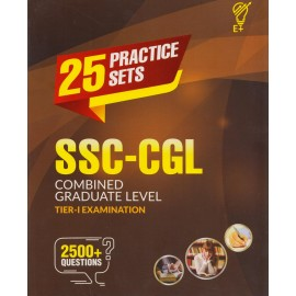 Ensure Plus Educational Publishers [25 Practice Sets SSC CGL Tier - I Examination - 2017 (2500+ Questions) Paperback]