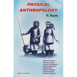 Higher Publication [Physical Anthropology 8th Edition 2019 (English), Paperback] by P. Nath