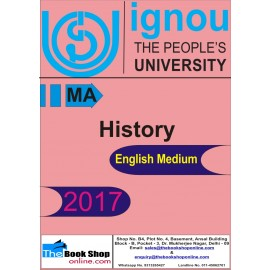 IGNOU - Arthashastra (Economics) MA (Hindi) Printed