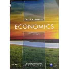 Oxford University Press [ECONOMICS 19th Edition (English) Paperback] by Lipsey & Chrystal