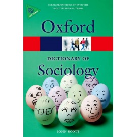 Oxford University Press [Oxford Dictionary of Sociology (English) Paperback] by JOHN SCOTT