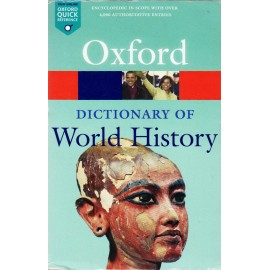 Oxford University Press [Oxford Dictionary of World History (English) Paperback] by Edmund Wright