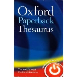 Oxford University Press [Oxford Paperback Thesaurus (English) Paperback] by Maurice Waite
