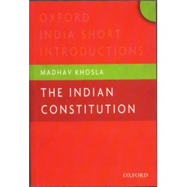Oxford University Press [The Indian Constitution (English) Paperback] by Madhav Khosla