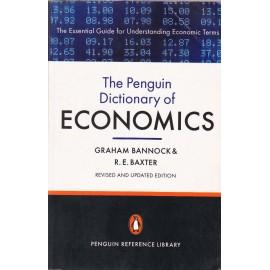 Penguin Random House, Delhi [The Penguin Dictionary of ECONOMICS (English) Paperback] by Graham Bannock & R. E. Baxter
