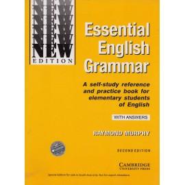 Cambridge University Press [Essential English Grammar] Author - Raymond Murphy